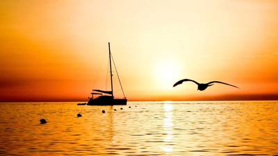 boat-silhouette-sunset-1920x1080-wallpaper